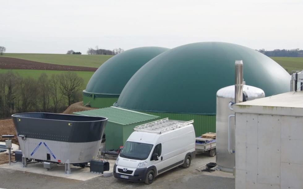 Valorisation de chaleur d'une unité de méthanisation dans le Morbihan